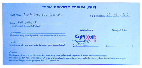 Form Private Forum