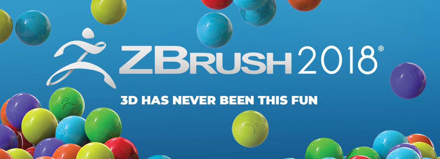 ZBrush2018-Available